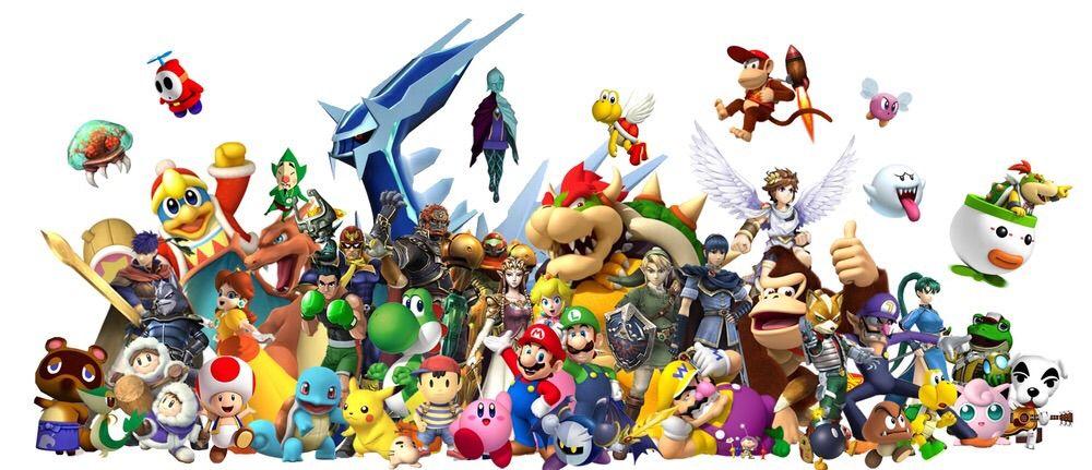jeuxvidéopopulaires-personnages